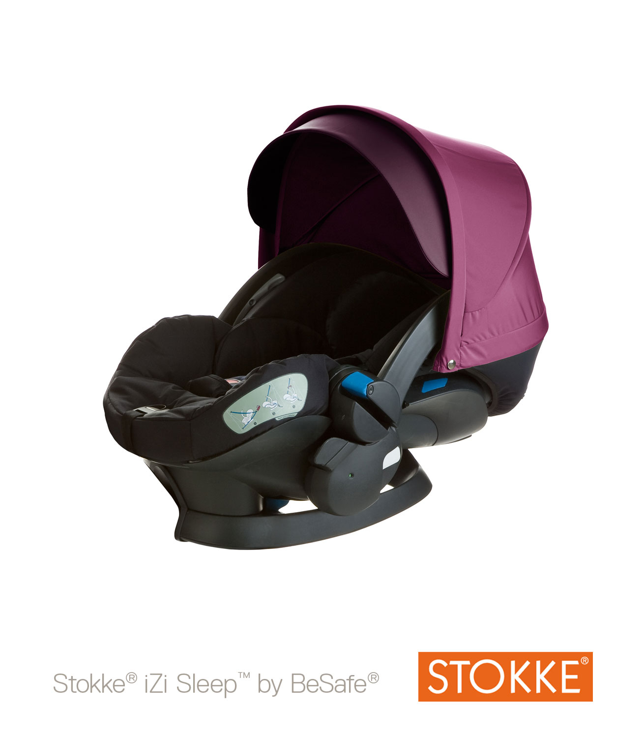 Car Seat Reclined