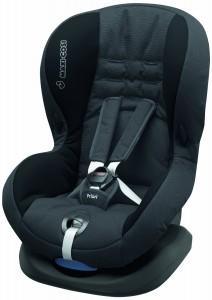 Maxi Cosi Priori SPS car seat in stone